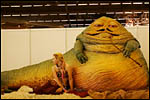 photo Jabba Star Wars épisode 6
