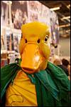 photo Tête de canard